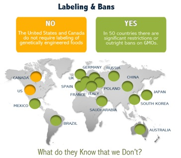 Countries-GMO-Labeling-Bans