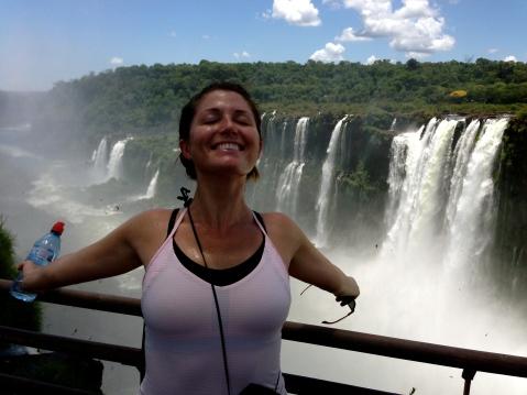 Silenced Enjoyment, Iguazu Falls, Argentina